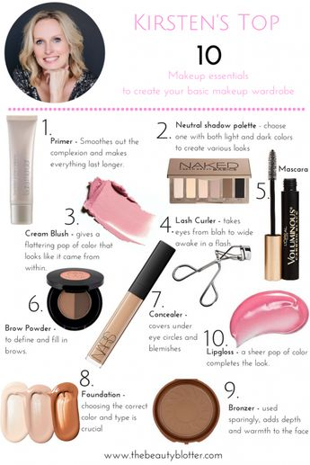 Top 10 Makeup Essentials Every Woman Should Own