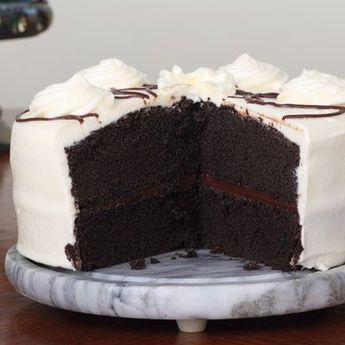 The Only Chocolate Cake Recipe You'll Ever Need