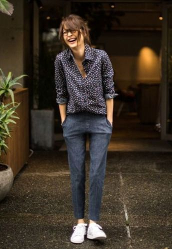 56 Trends Winter Outfits Women for Work Office In This Year