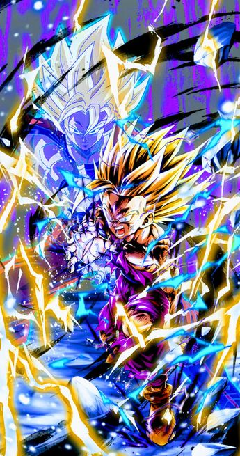 Gohan (teen) SSJ2 - Dragón Ball Legends