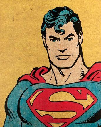 Pop Art DC: Superman