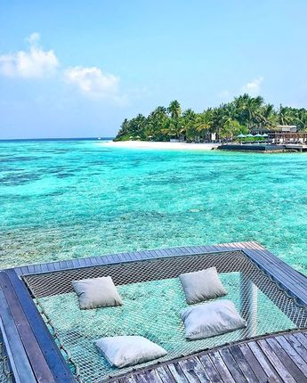 Beauty of Maldives ...  @jumeirahdhevanafushi  ___ #maldives #paradise #island