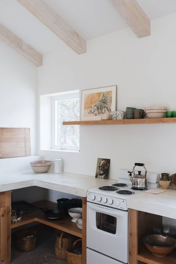 Best Amateur Kitchen: Hunt Sunday House by Kate Zimmerman Turpin