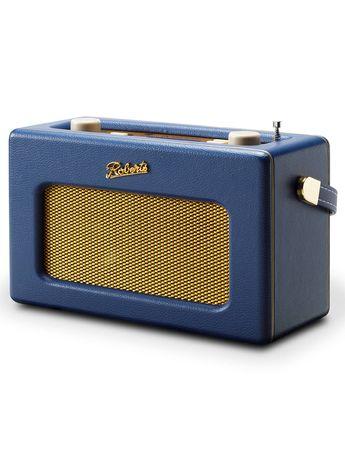 ROBERTS Revival iStream 3 DAB+/FM Internet Smart Radio with Bluetooth, Midnight Blue