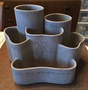 25+ unique Hand built pottery ideas