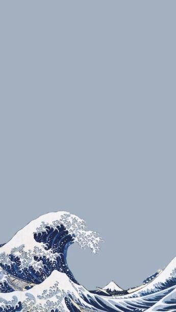 Wave after Wave #lockscreen #wallaper - stegi - Caarton