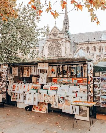 Les Bouquinistes, Paris #travel