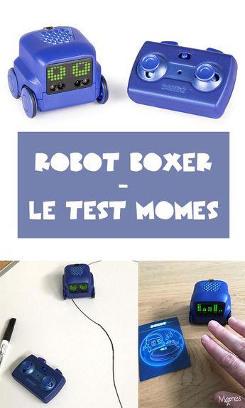 Robot Boxer