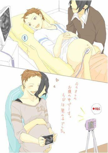 List of mpreg anime birth comic image results | Pikosy