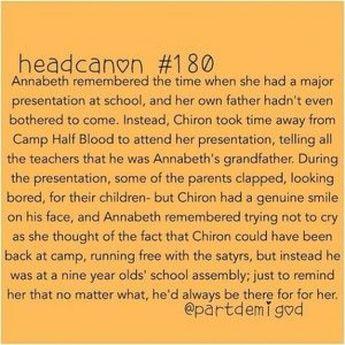 List of headcanon percabeth school image results | Pikosy