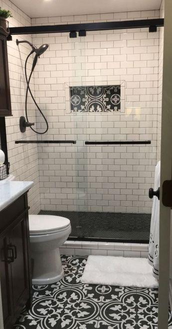 28 Minimalist Small Bathroom Ideas On A Budget - Page 24 of 28