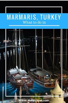 What to do in Marmaris Turkey