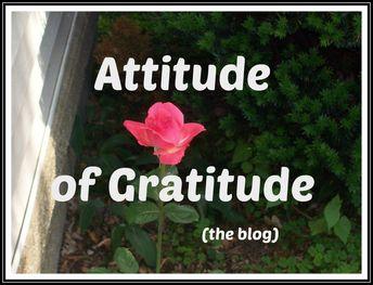 Attitude of Gratitude February 27 2019