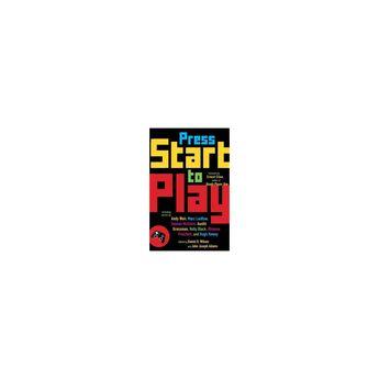Press Start to Play - by John Joseph Adams (Paperback)