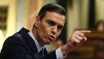 Pedro Sánchez no supera votación para ser presidente de España