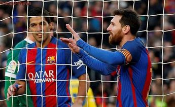 Barcelona Ease Past Las Palmas to Provisionally Go Second