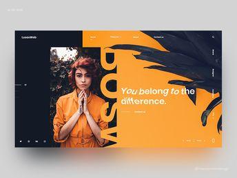Lusaxweb Modern Website ⚡