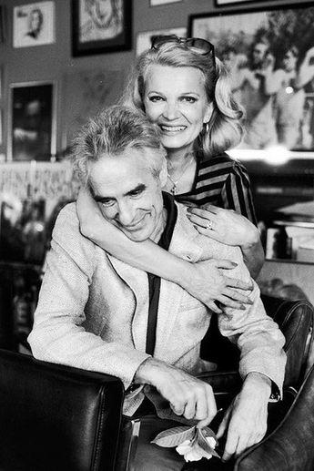 Gena Rowlands and John Cassavetes