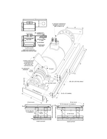 Gas Fired Jewelry Smelting Furnace Plans Diy Metal Scrap G