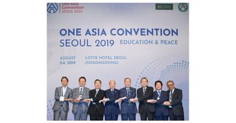 "Konkuk University-One Asia Convention, ""Community Education Is More Important in Times of Division and Conflict"""