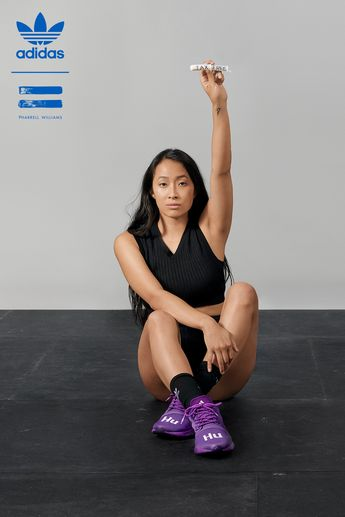 Bold. Authentic. Women's rights and female empowerment. adidas in partnership with Pharrell Williams. Shot by Collier Schorr. Told by many voices.