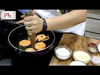 Instant Jalebis : Recipe By : Masterchef Pankaj Bhadouria