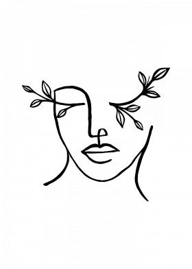 Beauty is in the eye by Nin Hol | metal posters