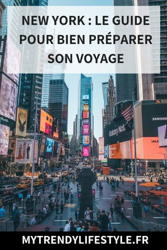 New York, le city guide