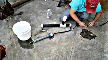 How to Build a Simple Aircrete Machine - YouTube