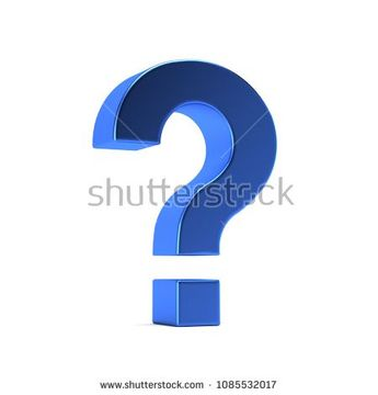 Question Mark Color Blue 3D rendering Illustration   #answer #background #business #concept #icon #idea #illustration #mark #problem #question #sign #solution #symbol #white