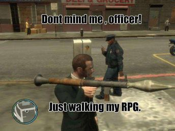 Funniest GTA Logic | Best Grand Theft Auto Memes of All Time #videogamememes