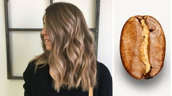 Blonde roast hair - trend dla miłośniczek kawy i nie tylko