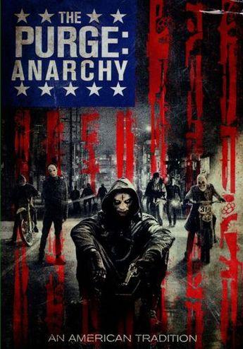 The Purge: Anarchy [DVD] [2014]