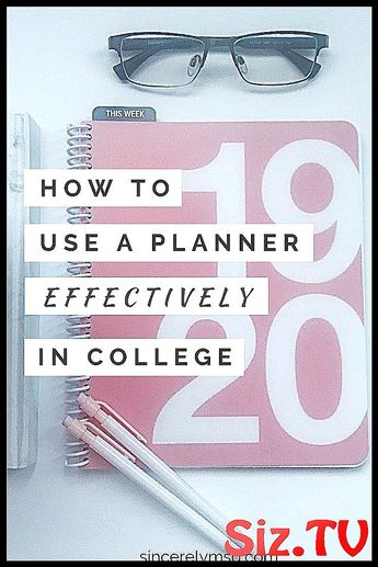 How to Use a Planner Effectively in College It   s #classpintag #college #complete #education_college_staying_organized #EFFECTIVELY #explore #hrefexplorecollege #hrefexploreplanner #key #organized #Pinterestcollegea #Pinterestplannera #Planner #school #Secret #stay #Student #Tips #titlecollege #titleplanner #track #work #year
