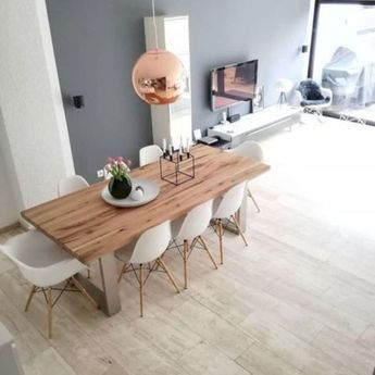 Modern Dining Room Ideas: 20+ Simple Designs for Minimalist Lover