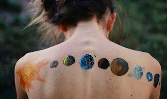 Art. Paint. Body