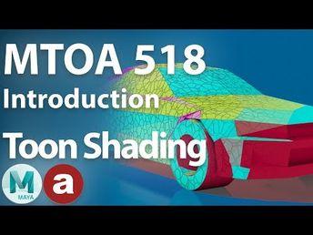 List of attractive toon shader maya ideas and photos   Thpix