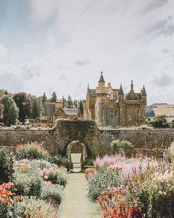 Die besten Schlösser in Schottland! Zwischen dem schottischen Hochland und der wunderschönen Stadt