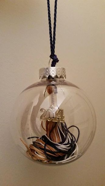 Crafty CCC: Graduation Tassel Ornament