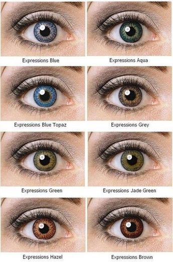 In the mood for a change? Expressions Colors let you change your eye color with contact lenses. And since you want people to notice you and not just the color of your eyes, our lenses use a technologically advanced tinting process to produce more natural, realistic color changes. Choose from eight great colors: jade, blue, aqua, green, hazel, gray, blue topaz, and brown. - LENS TYPE: Monthly disposable soft contact lenses. - PACKAGE DETAILS: 6 lenses immer #AlmondOilUses