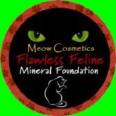 Meow Cosmetics Flawless Feline Mineral Foundation reviews, photos, ingredients - MakeupAlley