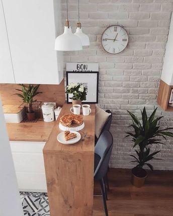 Esstisch; Esszimmer; Küche; Haus Dekoration; Möbel; Kabinett; Wohnen … - Holz DIY Ideen