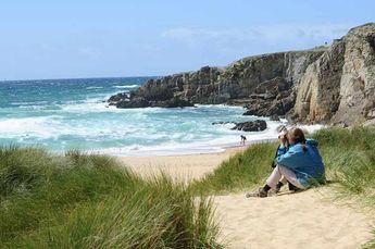 Tourismus Quiberon - Halbinsel Quiberon Bretagne - Frankreich