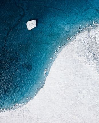Greenland Aerial Photography by Tom Hegen