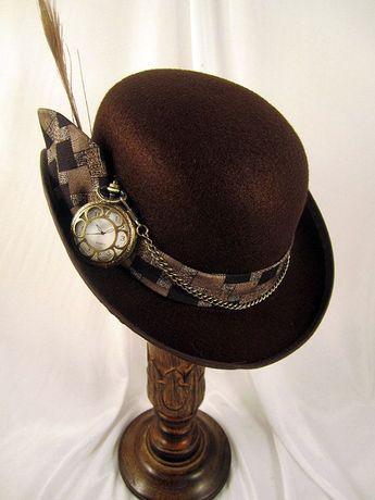Displayed Hat