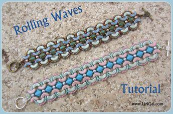 4d65d5cc239d5 Stephany Pearls Beadwork Bracelet PDF Tutorial