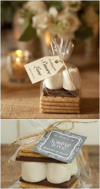 40 Frugal DIY Wedding Favors Your Guests Will Actually Want To Take Home