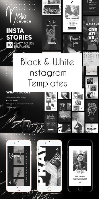 Instagram Stories - New Church Ed