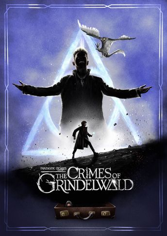 Fantastic Beasts: The Crimes of Grindelwald - Created by Simon Fairhurst