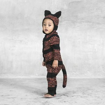 05cbdaf2343ec Baby Fox Suit - Silver
